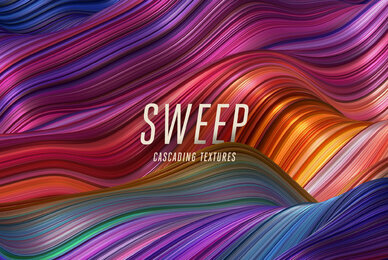 Sweep   Glossy Cascading Textures