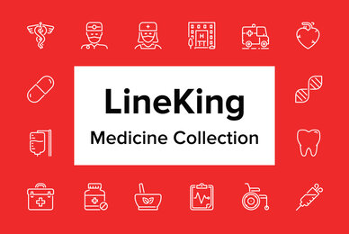 LineKing   Medicine Collection