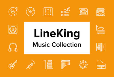 LineKing   Music Collection