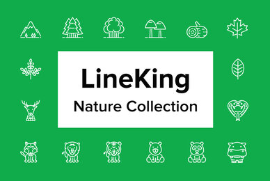 LineKing   Nature Collection