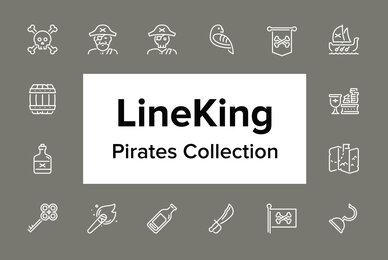 LineKing   Pirates Collection