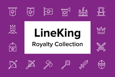 LineKing   Royalty Collection
