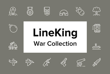 LineKing   War Collection