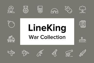 LineKing   War Collection