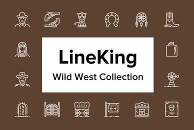 LineKing   Wild West Collection