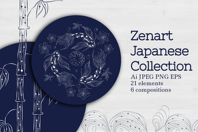 Zenart Linear Japanese Collection