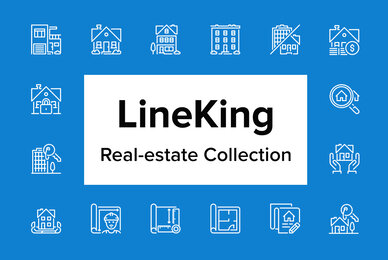 LineKing   Real estate Collection