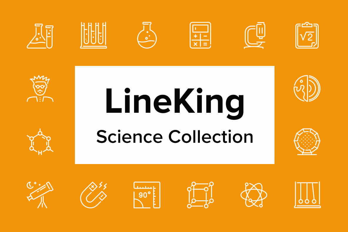 LineKing   Science Collection