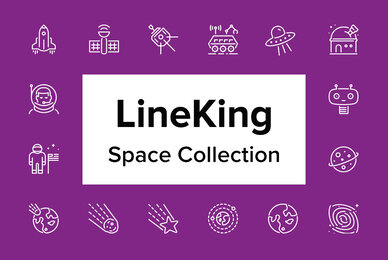 LineKing   Space Collection