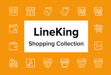 LineKing   Shopping Collection