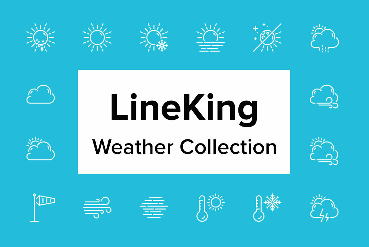 LineKing   Weather Collection