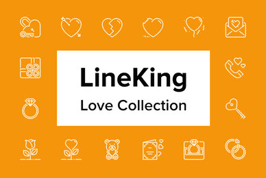 LineKing   Love Collection
