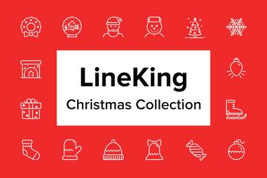 LineKing   Christmas Collection
