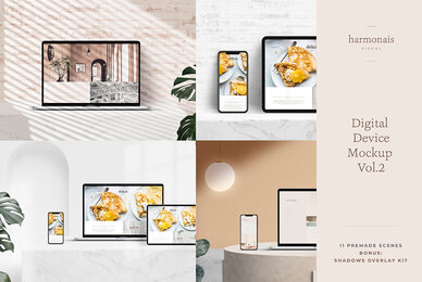 Digital Device Mockup Vol 2