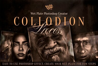 VVDS Collodion Photo Creator