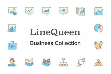 LineQueen   Business
