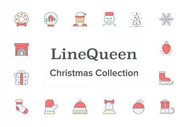 LineQueen   Christmas