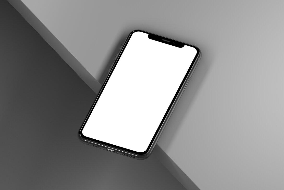 iPhone 11 Pro Standard Mockups