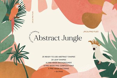 Abstract Jungle