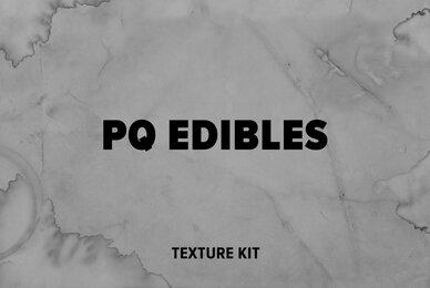 PQ Edibles Texture Kit