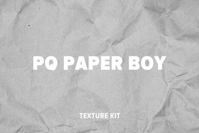 PQ Paper Boy Texture Kit