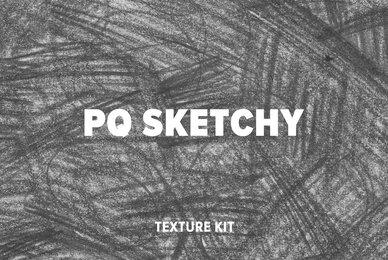 PQ Sketchy Texture Kit