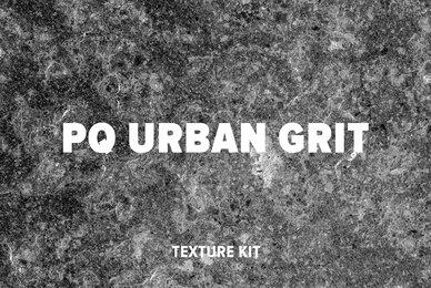 PQ Urban Grit Texture Kit