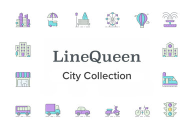 LineQueen   City Collection