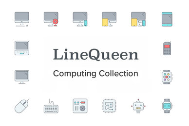 LineQueen   Computing Collection