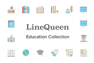 LineQueen   Education Collection