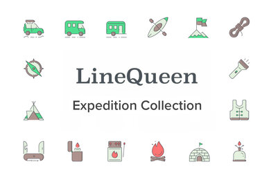 LineQueen   Expedition Collection