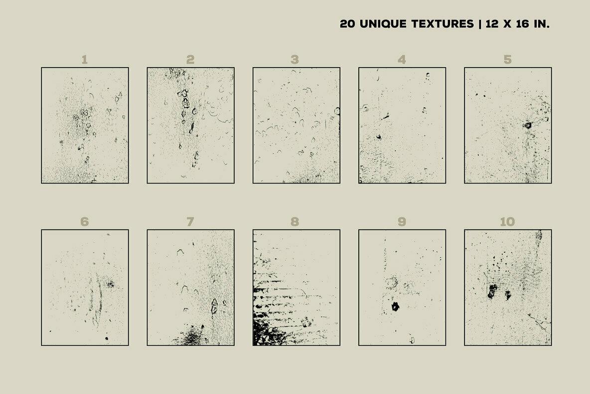 Distressed Textures