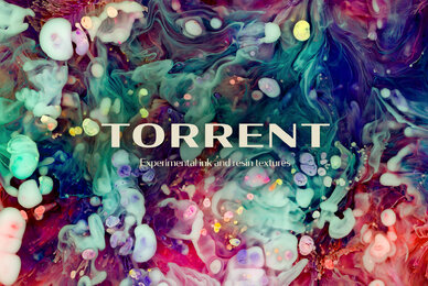 Torrent     Ink  Resin Textures