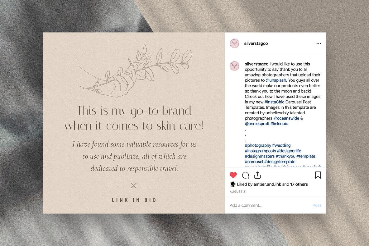 Elodie   60 Animated Instagram Posts   Stories