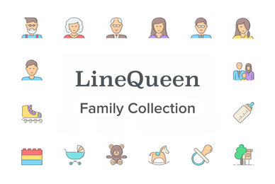 LineQueen   Family Collection