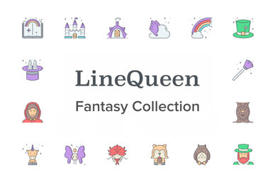 LineQueen   Fantasy Collection
