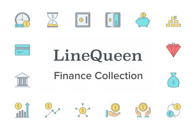 LineQueen   Finance Collection