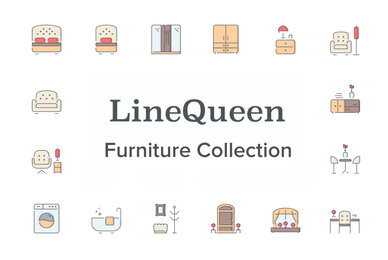 LineQueen   Furniture Collection