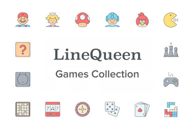 LineQueen   Games Collection