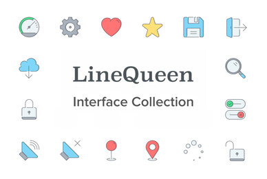 LineQueen   Interface Collection