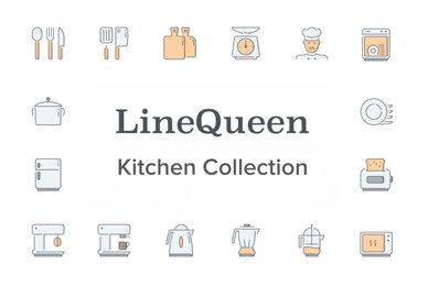 LineQueen   Kitchen Collection