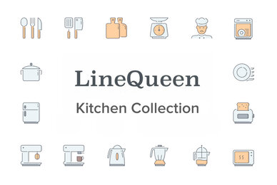 LineQueen   Kitchen Collection