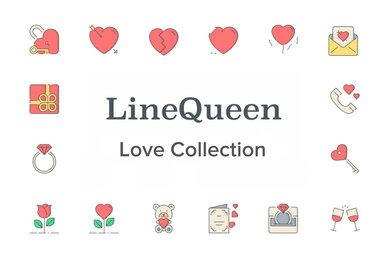 LineQueen   Love Collection