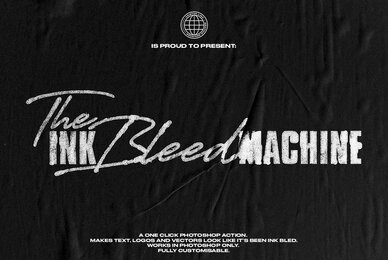 The Ink Bleed Machine