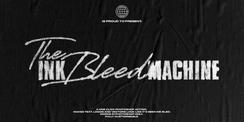 The Ink Bleed Machine