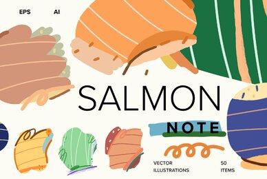 Salmon Note