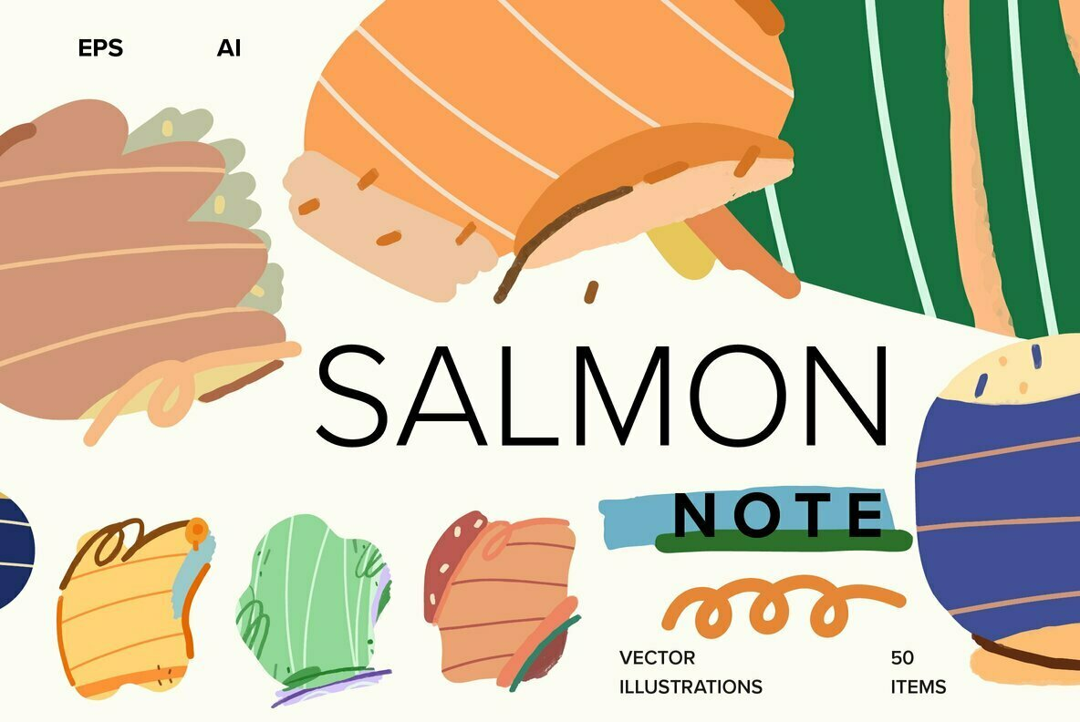 Salmon Note