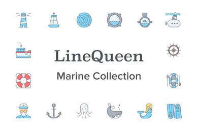 LineQueen   Marine Collection