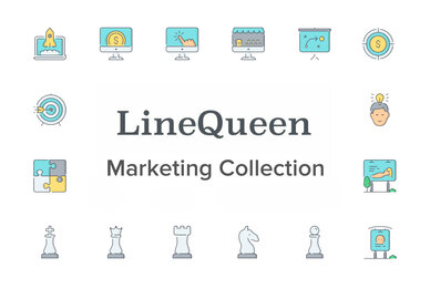 LineQueen   Marketing Collection