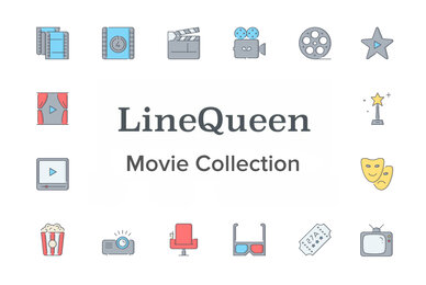 LineQueen   Movie Collection